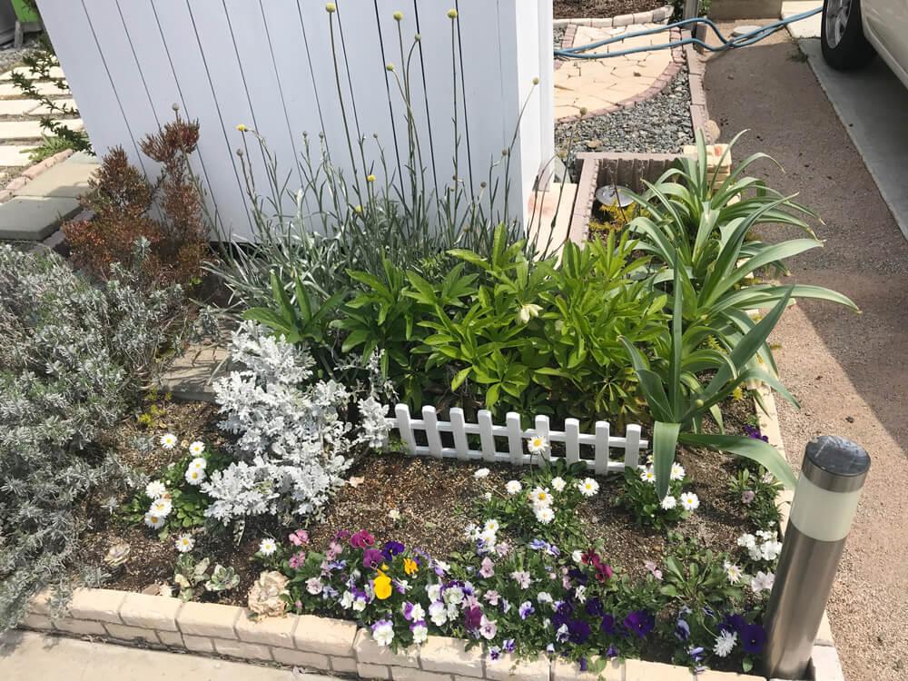 DIY花壇